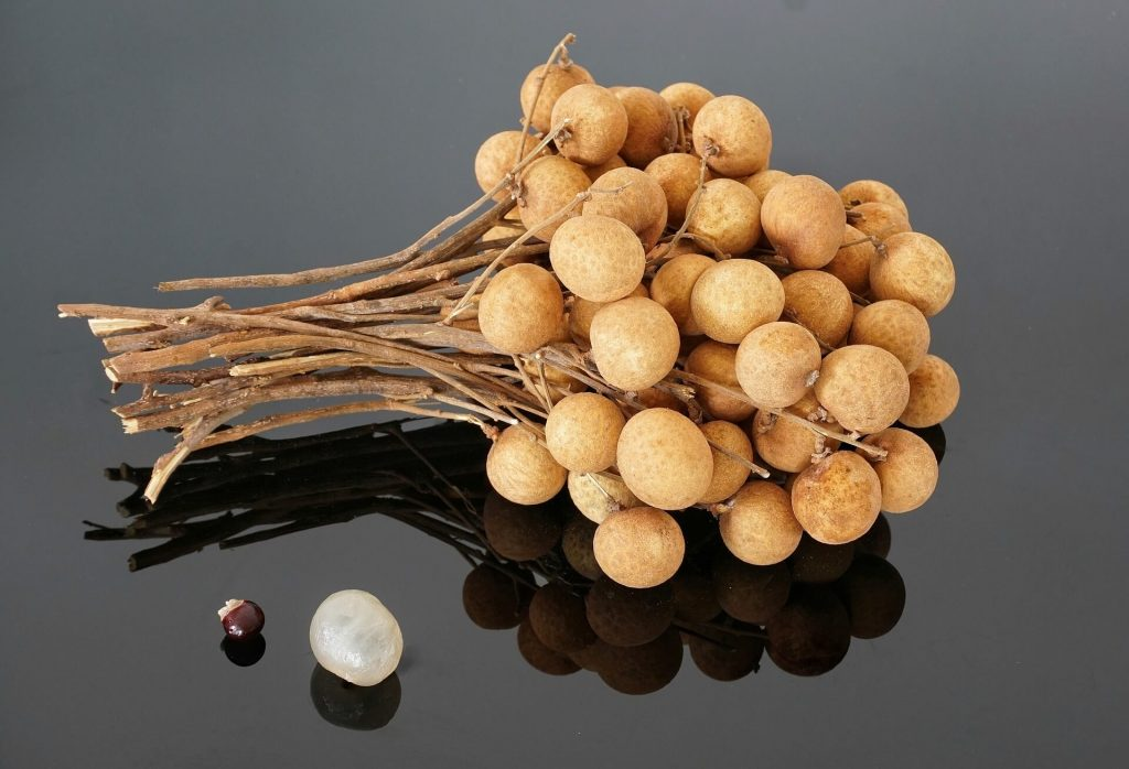 My favorite tropical fruit longan fruit