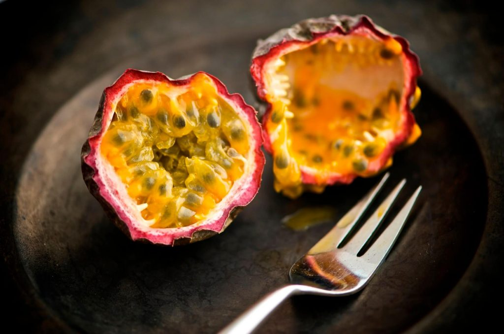 My favorite tropical fruit passionfruit